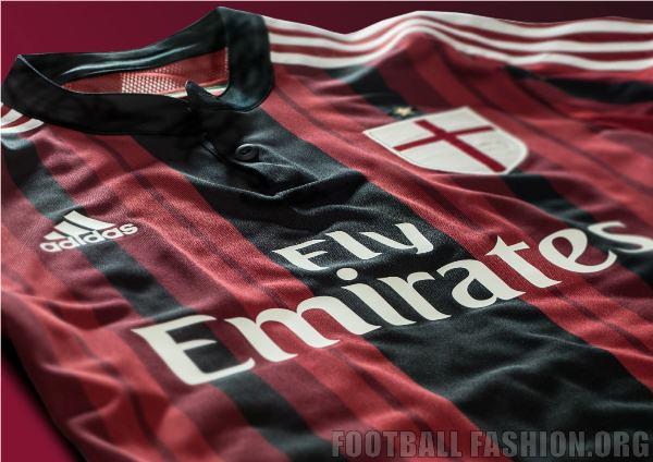 AC Milan 2014 2015 adidas Third Soccer Jersey, Maglia, Football Kit