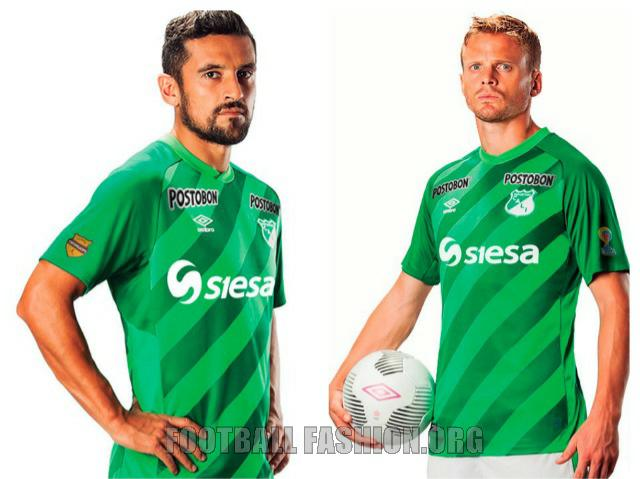 Deportivo Cali 2015 Umbro Home Football Kit, Shirt, Soccer Jersey, Camiseta de Futbol