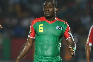 Burkina Faso 2015 2016 Kappa Home and Away Football KIt, Soccer Jersey, Shirt, Maillot