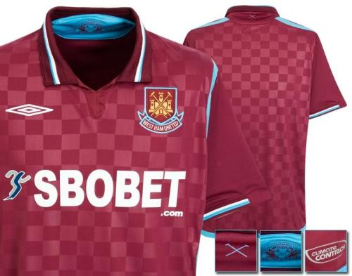 West Ham United Sign Five-Year Kit Deal with Umbro