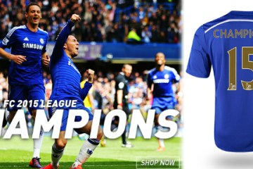 Chelsea FC Release Premier League Champions adidas Footballl Shirt, Kit, Soccer Jersey, Tee