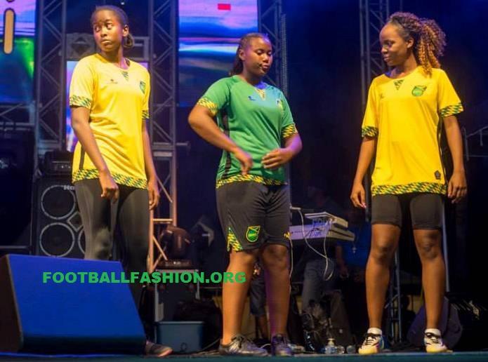 62678b675da Jamaica 2015 16 Romai Home and Away Kits - FOOTBALL FASHION.ORG