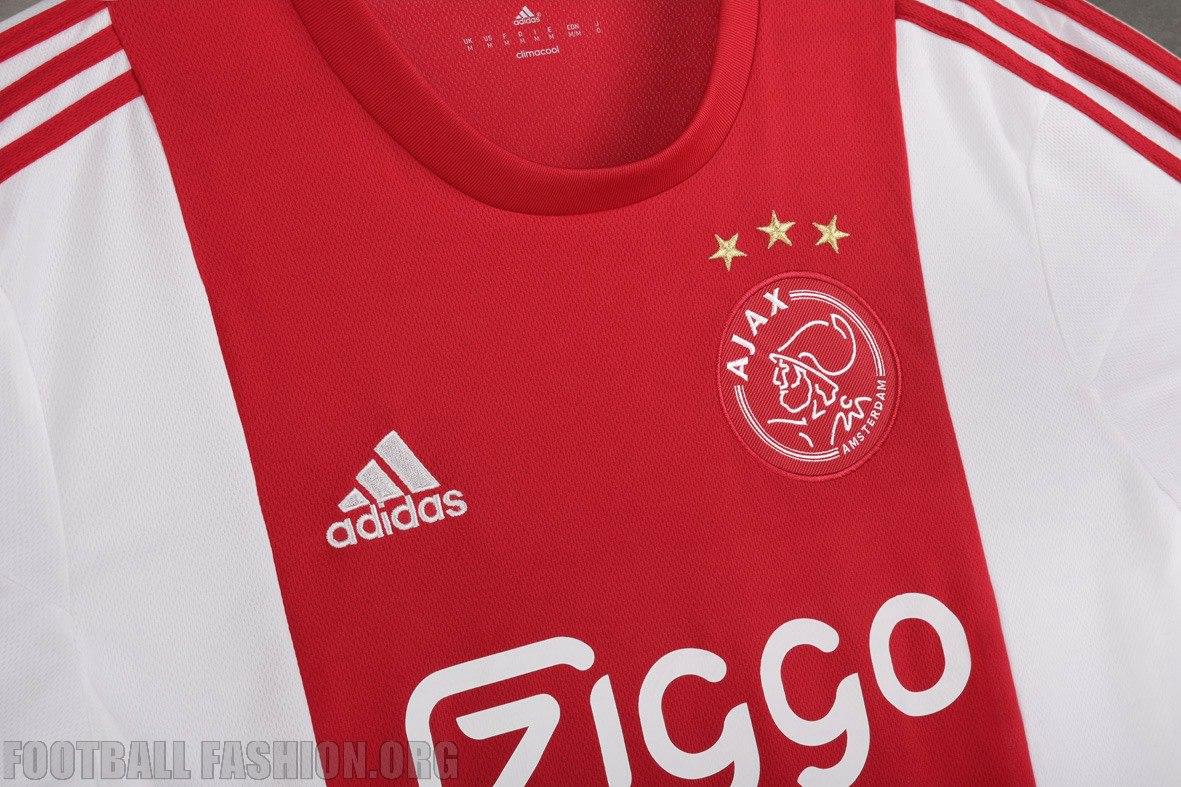 Ajax Amsterdam 2015/16 adidas Home and Away Kits ...