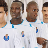 FC Porto 2015 2016 Brown New Balance White Third Football Kit, Soccer Jersey, Shirt, Camisola, Camisa, Camiseta