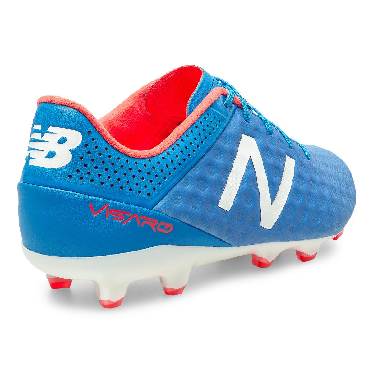 new balance blue boots