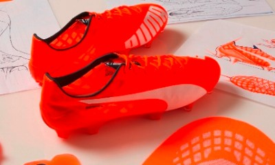 PUMA evoSPEED SL - The World's Lightest Soccer Boot