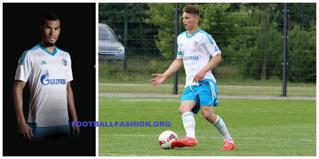 adidas FC Schalke 04 Trikot Away 2015//2016