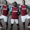 The Boleyn Kit - West Ham United's 2015/16 Umbro Home Football Kit, Shirt, Soccer Jersey
