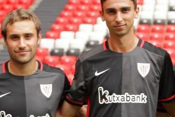 Athletic Bilbao 2015 2016 Nike Away Football Kit, Soccer Jersey, Shirt, Camiseta de Futbol, Equipacion, Playera