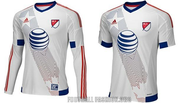 MLS All-Star Game 2015 adidas Jersey, Shirt, Kit, Camiseta, Equipacion de Futbol