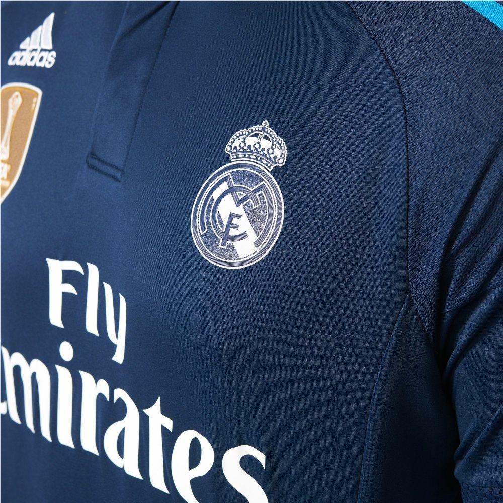 Real Madrid 2015/16 adidas Third Kit - FOOTBALL FASHION