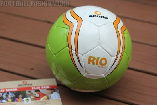 Senda Fair Trade Soccer Balls