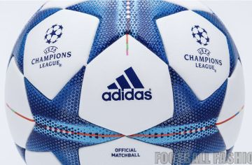 adidas Unveils UEFA Champions League Ball