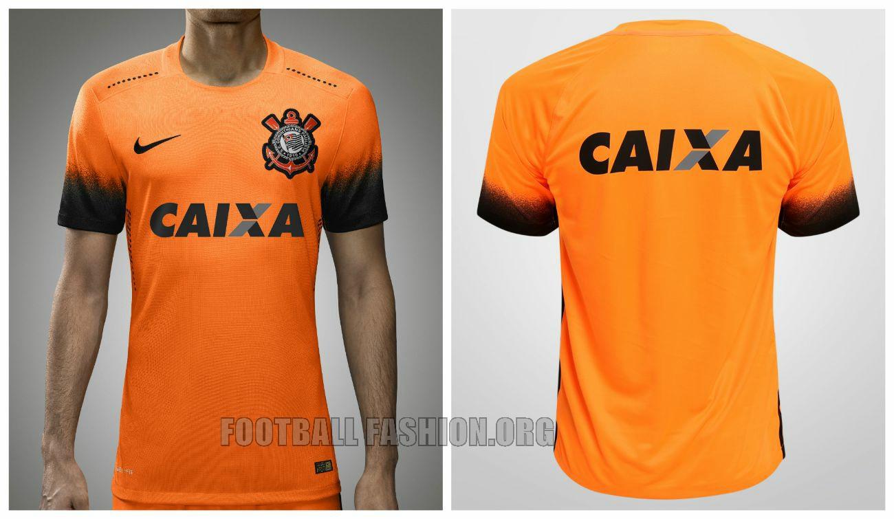 Corinthians 2015 16 Nike Home and Third Kits – FOOTBALL FASHION.ORG 40323c363