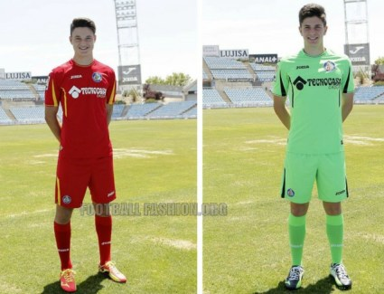 Getafe CF 2015 2016 Joma Home, Away and Third Football Kit, Soccer Jersey, Shirt, Camiseta, Equipacion