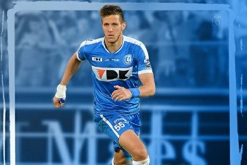 KAA Gent 2015 2016 Jartazi Home, Away and Third Football KIt, Soccer Jersey, Shirt, Maillot, Tenue