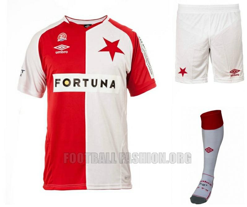 Slavia Praha 2015 16 Umbro Home and Away Kits – FOOTBALL FASHION.ORG 87b9cd633