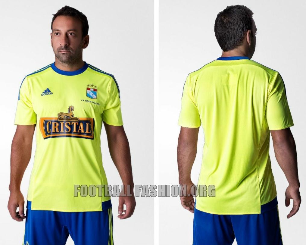 Sporting Cristal 2015 16 adidas Away Kit – FOOTBALL FASHION.ORG 02693a34801e8