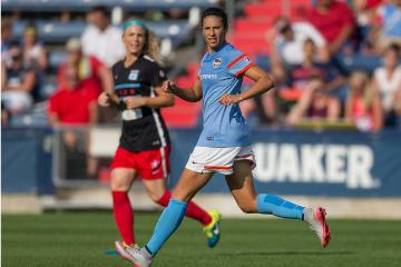 Nike and NWSL Extend Partnership to 2019
