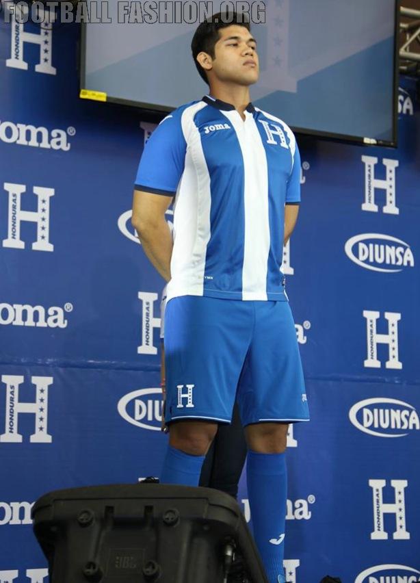 Honduras 2016 17 Joma Home 973a5ae88