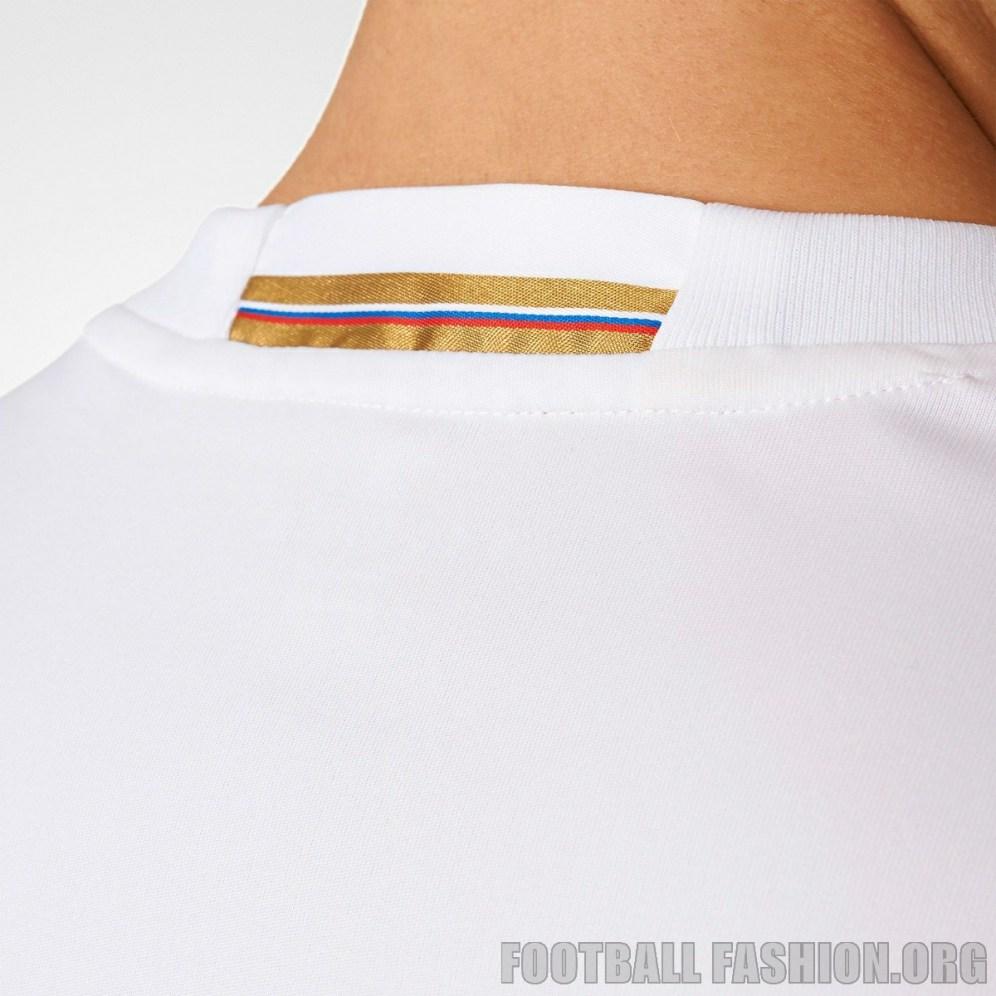 Russia EURO 2016 adidas Home and Away Football Kit, Soccer Jersey, Shirt