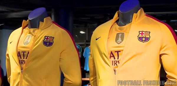 Fc Barcelona Add Fifa World Champions Patch To Kits