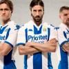 IFK Göteborg 2016 Kappa Home Football Kit, Soccer Jersey, Shirt, Matchtröja