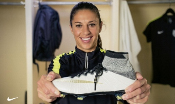 """Nike Special Edition Carli Lloyd """"Leave Your Legacy"""" Mercurial Superfly Boots"""