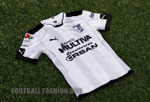 Querétaro FC 2016 PUMA Third Soccer Jersey, Shirt, Football Kit, Camiseta de Futbol, Playera, Equipacion