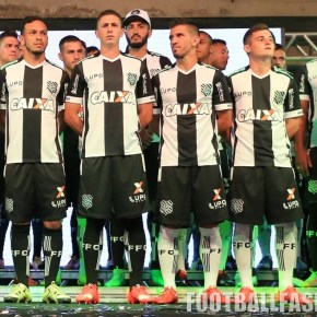 Figueirense 2016 Lupo Home and Away Football Kit, Soccer Jersey, Shirt, Camisa
