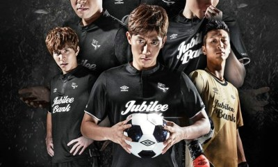 Seongnam FC 2016 Umbro Home and Away Football Kit, Soccer Jersey, Shirt