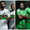 Algeria 2016 2017 adidas Home and Away Football Kit, Soccer Jersey, Shirt, Maillot