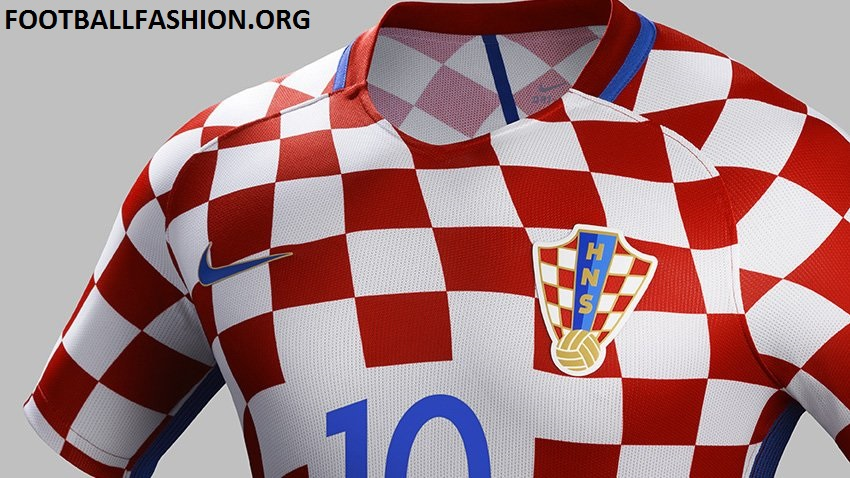 croatia soccer gear