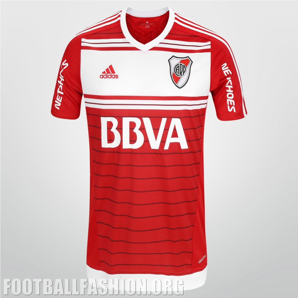 River Plate Unveil 80s-Inspired 2016 adidas Away Kit – FOOTBALL ... a22bc49231803