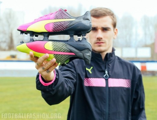 PUMA Tricks Collection evoPOWER and evoSPEED (2)