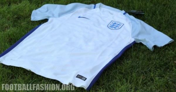 Review: England EURO 2016 Nike Stadium Kit