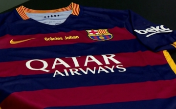 FC Barcelona to Wear Special Johan Cruyff Jersey for El Clásico