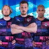 Girondins de Bordeaux 2016 2017 PUMA Third Football Kit, Soccer Jersey, Shirt