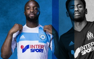 Olympique Marseille 2016 2017 adidas Football Kit, Soccer Jersey, Shirt, Maillot