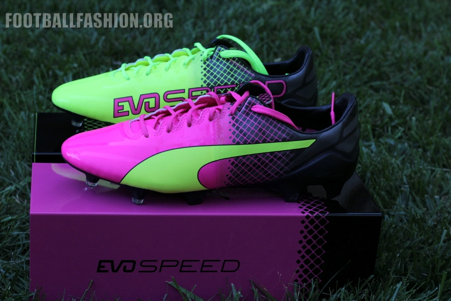 Review: PUMA evoSPEED 1.5 Soccer Boot - FOOTBALL FASHION.ORG