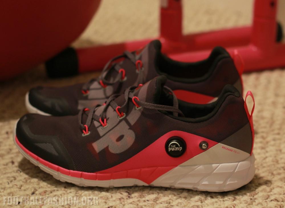 reebok pump running shoe review