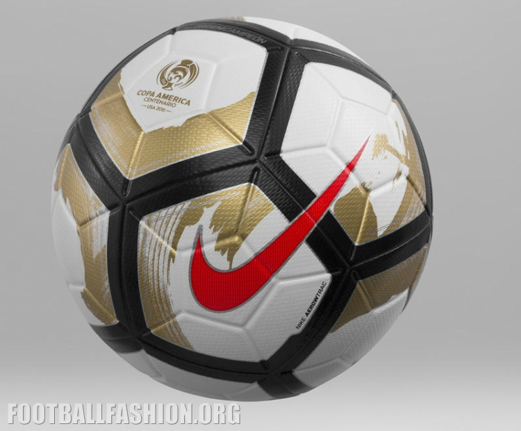 Nike Ordem Campeon - Official Match Ball of the 2016 Copa America Centenario Final (6)