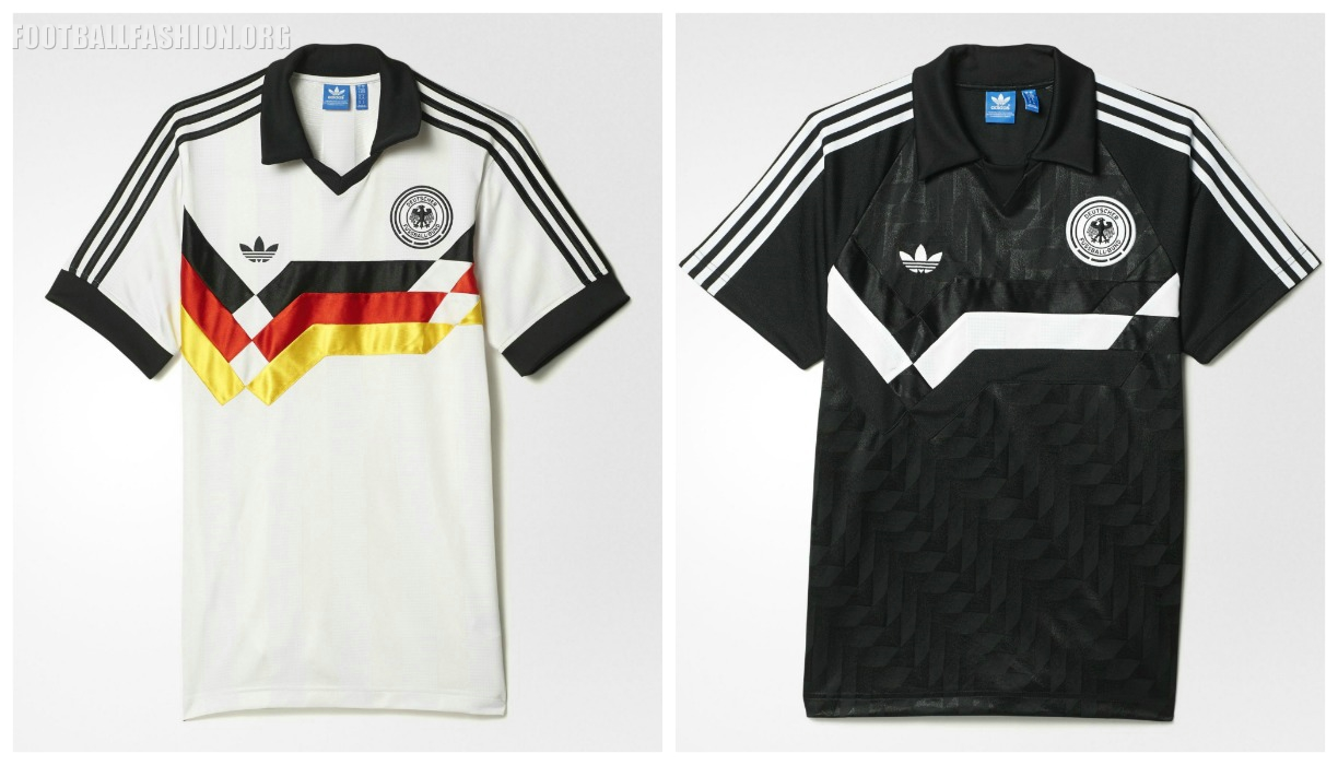 ac8773e6a Germany 1988 91 adidas Originals Retro Jerseys – FOOTBALL FASHION.ORG