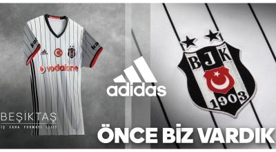 Beşiktaş JK 2016 2017 adidas Home, Away and Third Soccer Jersey, Shirt, Football Kit, Forma, Formalari