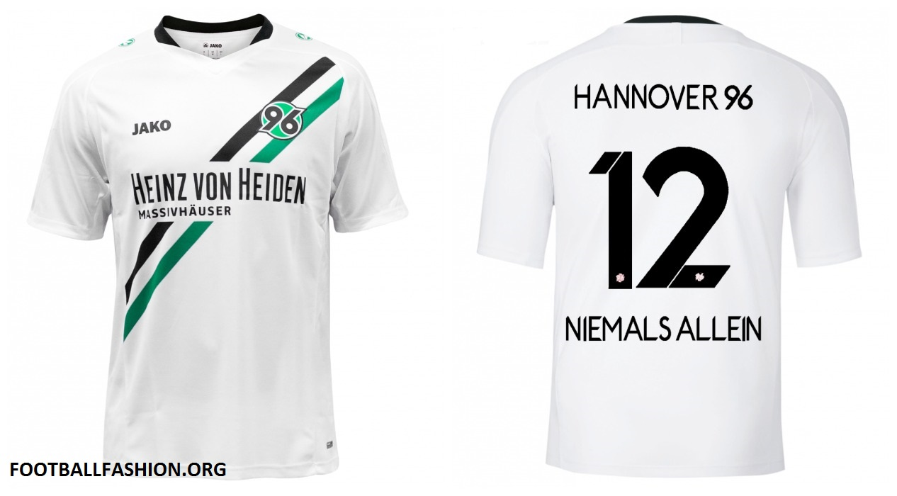 hannover 96 jako 2016 17 home away and third kits. Black Bedroom Furniture Sets. Home Design Ideas