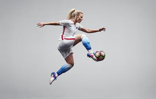80a6e22577b USA 2016 Rio Olympics Nike Home Kit - FOOTBALL FASHION.ORG