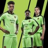 Wolverhampton Wanderers FC 2016 2017 PUMA Away Football Kit, Shirt, Jersey
