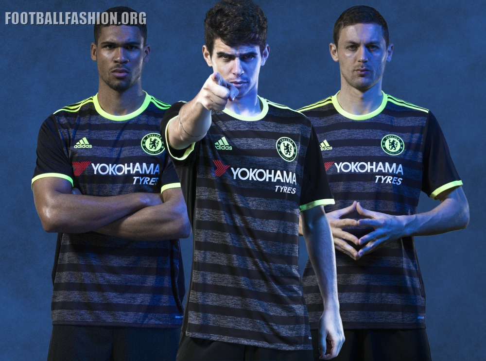 43228ddf2 Chelsea FC 2016 17 adidas Away Kit – Inspired by the Streets ...