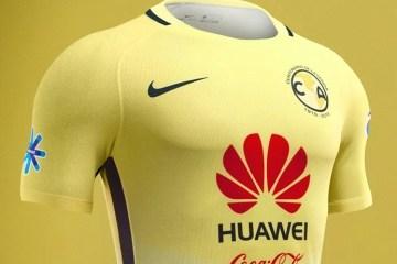 Club América 2016 2017 Nike Home Soccer Jersey, Shirt, Football Kit, Camiseta, Playera Casa Centenario