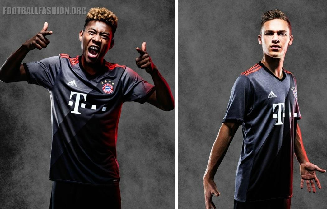 41dc6644437 FC Bayern München 2016 2017 adidas Away Football Kit, Soccer Jersey, Shirt,  Auswärts